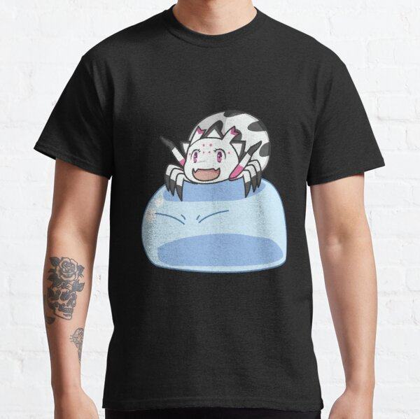 Rimuru & Kumoko - Collaborate Isekai Gift Classic T-Shirt