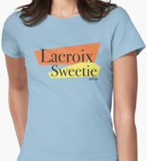 Lacroix Sweetie Womens Fitted T-Shirt
