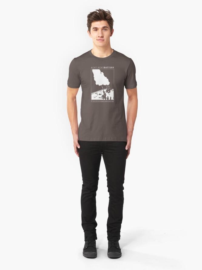 Alternate view of Flak 88 Battery Slim Fit T-Shirt