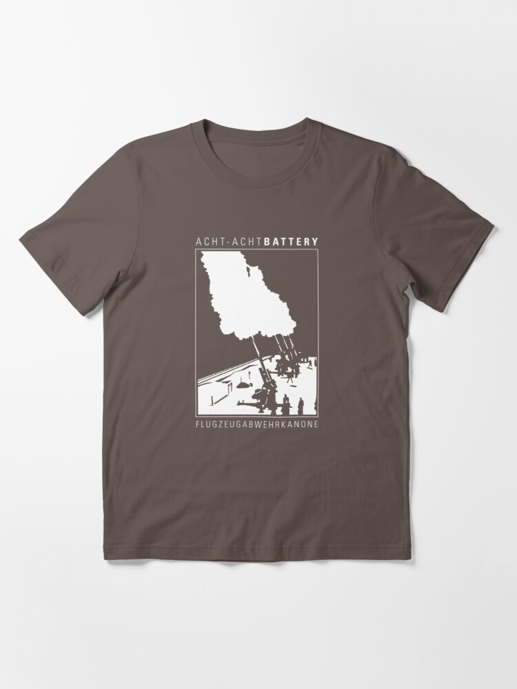 Alternate view of Flak 88 Battery Essential T-Shirt