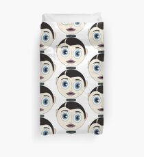Frank Sidebottom Duvet Cover
