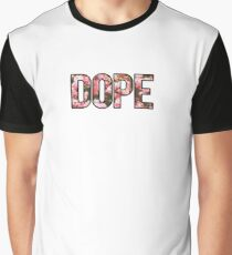 DOPE FLOWERS (PINK VARIANT) Graphic T-Shirt