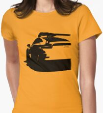 Porsche 911, GT3 RS Womens Fitted T-Shirt