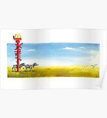 MacAfrica. Poster