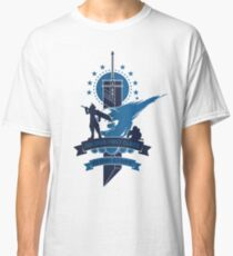 Final Fantasy 7 Cloud Strife Classic T-Shirt