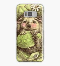 Little hedgehog colored Samsung Galaxy Case/Skin