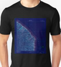 USGS TOPO Map Hawaii HI Honomu 349833 1915 62500 Inverted T-Shirt
