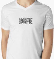 DOPE FLOWERS (BLACK & WHITE VARIANT) T-Shirt