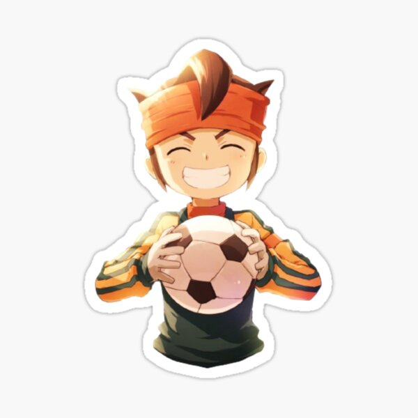 Inazuma Eleven Sticker