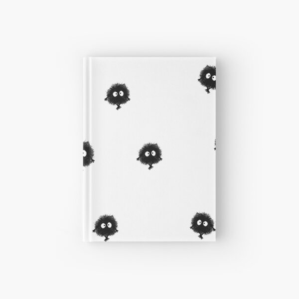Soot Sprites Hardcover Journal