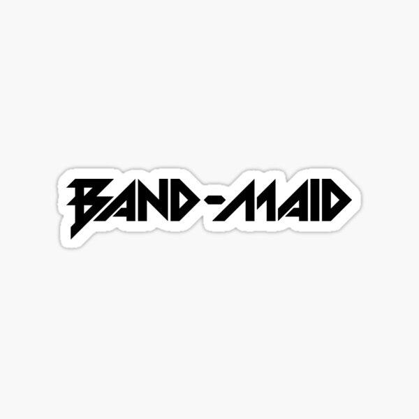 Band Maid J Rock Band - Music Sticker
