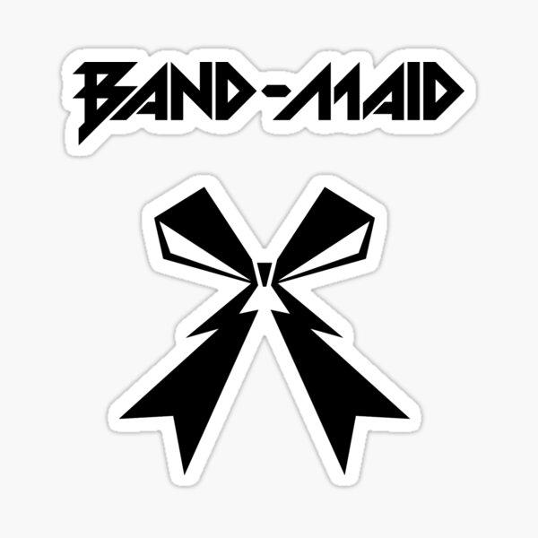 Band Maid Stickers Bundle - J Rock Band - Music Sticker