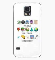 Goldfamilie Hülle & Klebefolie für Samsung Galaxy