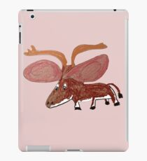 Xander The Moose With The Big Ears iPad Case/Skin