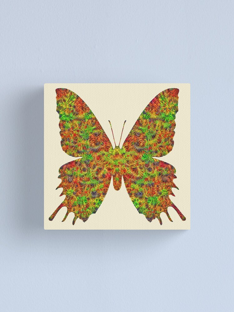 Alternate view of Butterfly Canvas Print