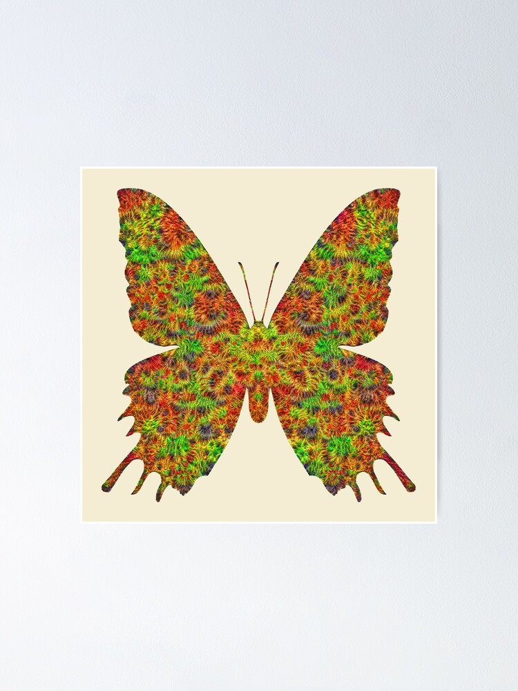 Alternate view of Butterfly Poster