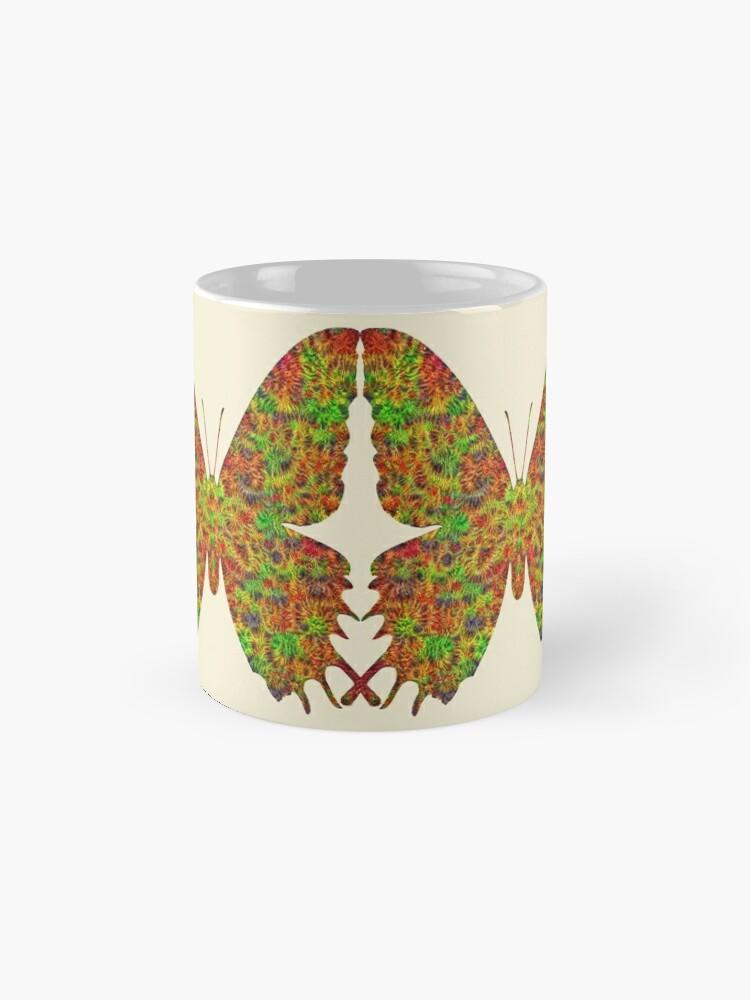 Alternate view of Butterfly Mug