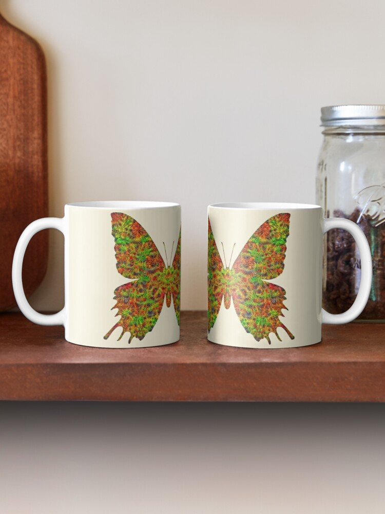 Alternate view of Butterfly Mug