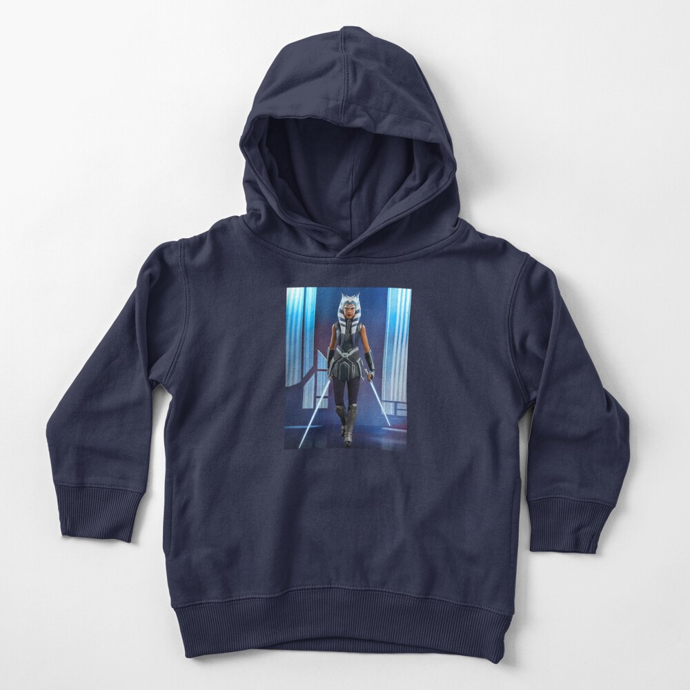 Woman Carrying A Sword Toddler Pullover Hoodie