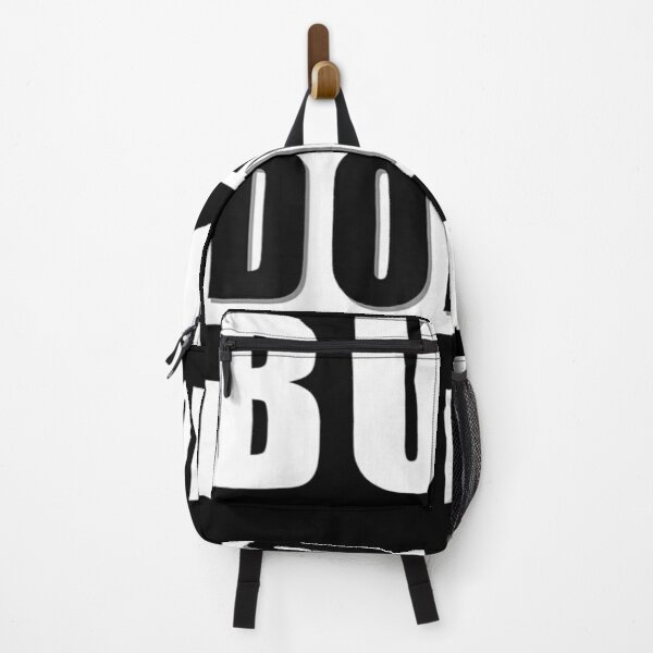 Funny Busy Doing Nothing For Lazy Sleepy Tired People Backpack