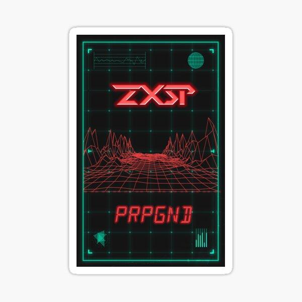 PRPGND designs Sticker
