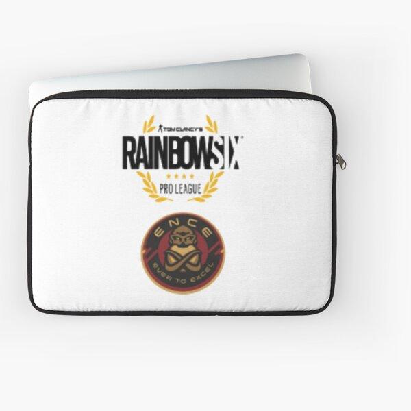 Gaming design, R6S Pro League Laptop Sleeve
