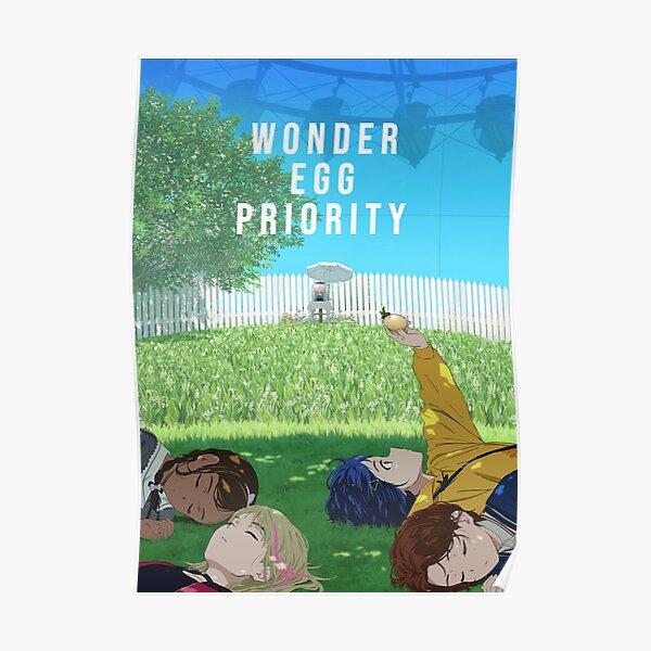 wonder egg priority - ai ohto- Anime Poster