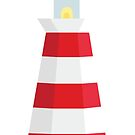 Lighthouse Illustration by Holly Watkins