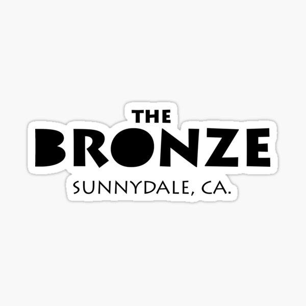 The Bronze – Buffy the Vampire Slayer, Sunnydale Sticker