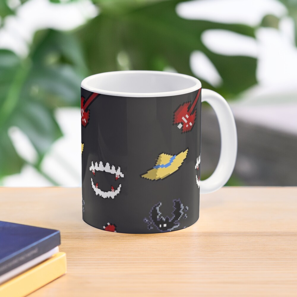 Marceline Wallpaper Adventure Time Mug By Xenig Redbubble