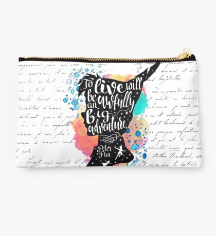 Peter Pan - To Live Studio Pouch