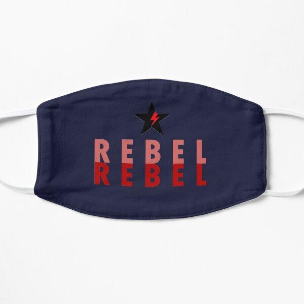 Rebel Red Mask