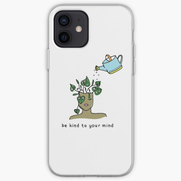 mental growth  iPhone Soft Case