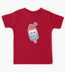 Kawaii Popsicle Kids T-Shirt