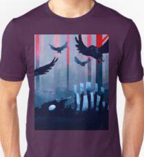 Blue Stone Landscape T-Shirt