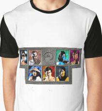 Mortal Kombat Character Select Graphic T-Shirt
