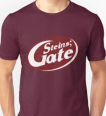 Steins;Gate - an intellectual beverage  Unisex T-Shirt