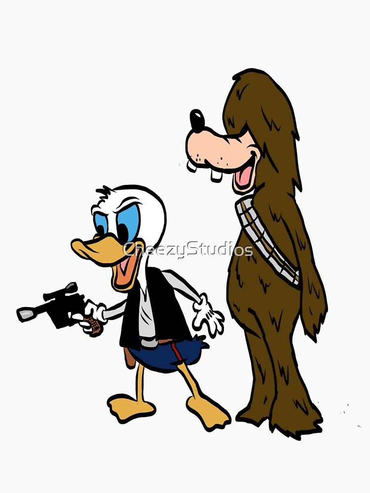 Duck Solo | Unisex T-Shirt