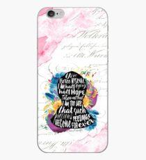 Jane Austen - Persuasion iPhone Case