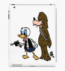 Duck Solo iPad Case/Skin
