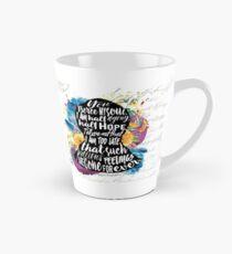 Jane Austen - Persuasion Tall Mug