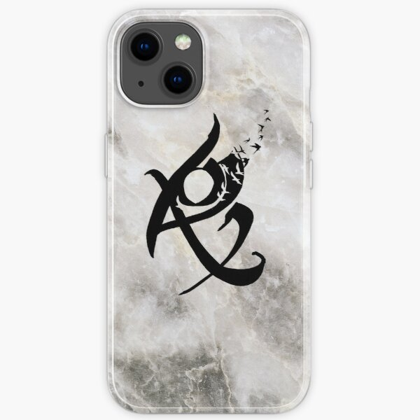 marbel fearless rune iPhone Soft Case