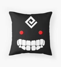 Black Spirit (Black Desert Online) Throw Pillow