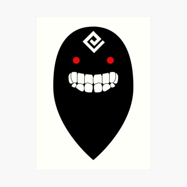 Black Spirit (Black Desert en línea) Lámina artística