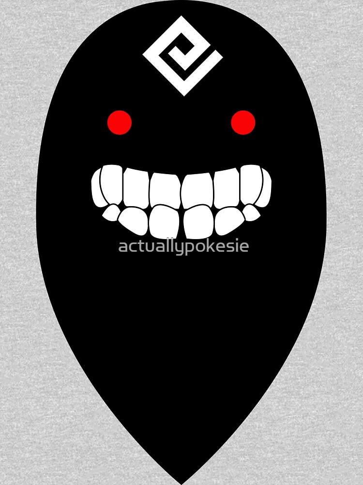 Black Spirit (Black Desert Online) | Women's Fitted V-Neck T-Shirt