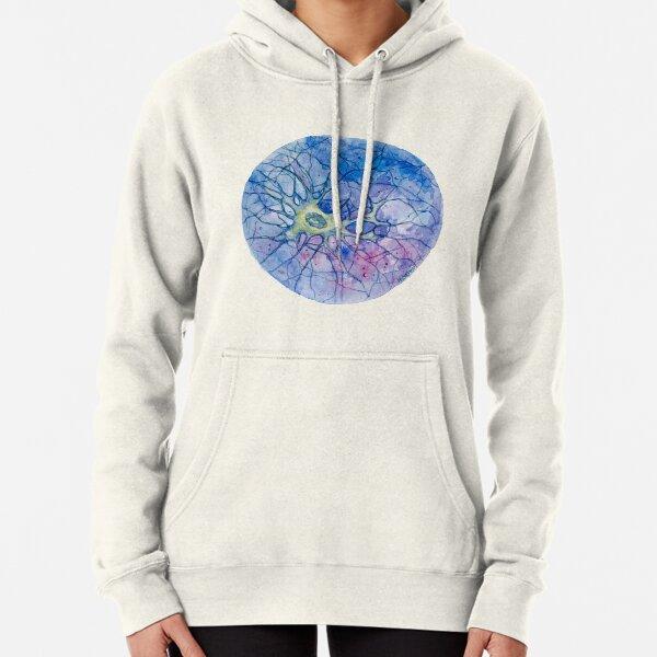 Neuron - Watercolor Pullover Hoodie