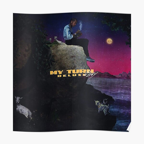 My Turn Deluxe - Lil Baby Poster