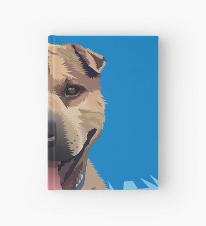 Rocky Hardcover Journal