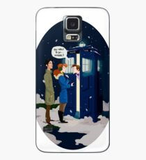 OutlanderDoctorWho Case/Skin for Samsung Galaxy