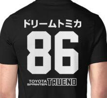 toyota AE86 Trueno Unisex T-Shirt